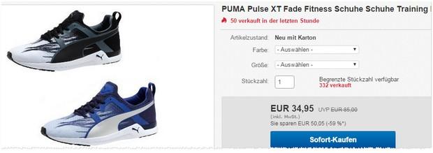 Puma- Sneaker